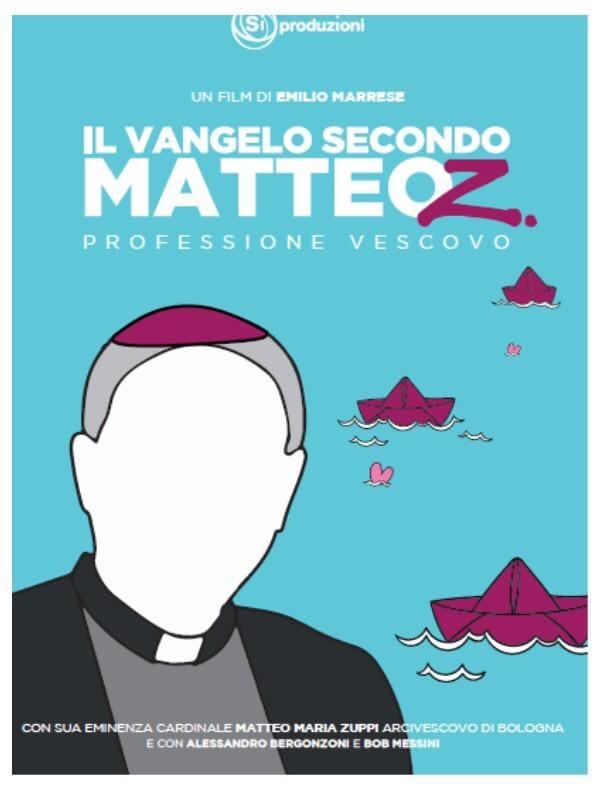 Zuppi, il vescovo di strada: un doc racconta il cardinale di Bologna