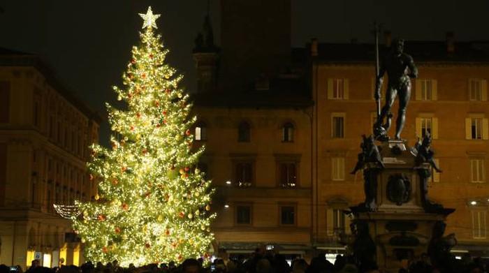 Luminarie di Natale 2019 Bologna