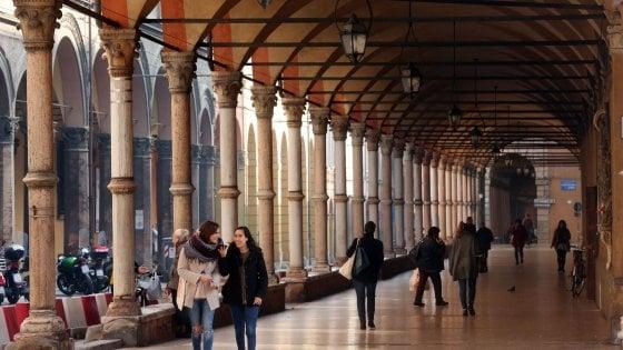 Portici di Bologna in 3D: presentazione della candidatura UNESCO